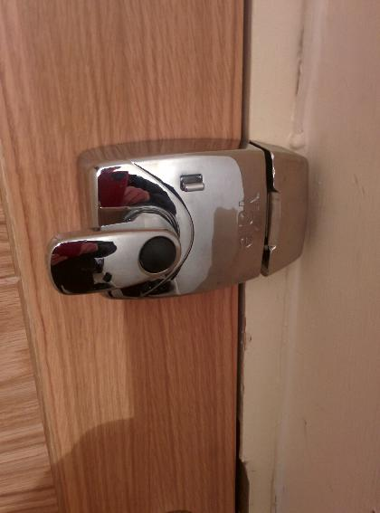 Yale X9 Nightlatch